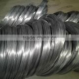 ISO9001:2008 china supplier highly hot dip galvanized high carbon steel wire used on construction
