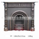 Fireplaces cast iron insert
