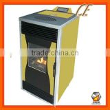 Wood Pellet Stove With Pellet Boiler
