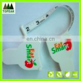 Custom body measuring tape with heat tranfer logo BMI
