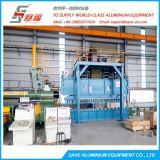 Intensive Cooling System After Aluminium Profile Extrusion Press