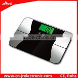 Person body fat weighing scale Measures Body Weight, Fat, Water, Muscle and Bone Mass, BMI