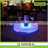 led fruit dishbright color High Quality Led Tray