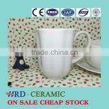 Stocked Cheap Ceramic coffee Mug,Custom Ceramic Coffee Mug,Cheap milk Mug