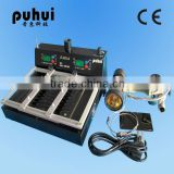 kit stencil bga/reballing smd/bga rework station/laptop repair tools/puhui t870a/infrared hand tool/selective soldering machine/