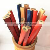 7 Inches Wooden Carpenter Pencil Octagon Shape