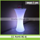 Nice Large Furniture LED Party/Bar Mood Light chair & table bar illuminated led furniture