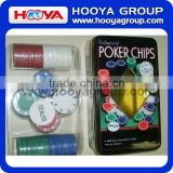 100PCS Poker Chips