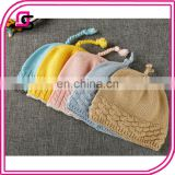 High quality hot selling baby caps knitted hat wholesale price cute baby hat