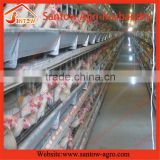 Stable steel structure chicken egg layer cage poultry farm equipment for sale in sri lanka