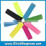 Sustainable Cooling Freeze Neoprene Colorful Ice Pop Sleeve