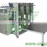 Austrian CNC Control Automatic UNGAR Aluminium Foil Food Container Making Machines with Adjustable Height Lines (UNST-6010-63T)