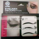 2014 hot sale Temporary Eyeliner Sticker