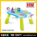 Educational Interesting Kids Pretend Doctor Table Play Set Toy