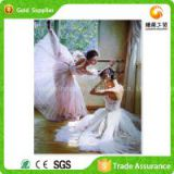 Manufacturer Wholesale Price Beautiful Abstract Figures Of Ballet Dancers