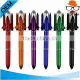 promotional plane model ball pen for kids,novelty ballpoint pens