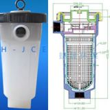 Mini PP Material Bag Filter Housing- Industrial Filter Vessels