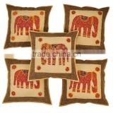 Indian Patch Handmade Cushion Covers