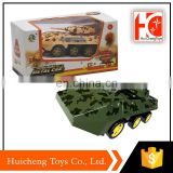 2017 new toy slide armored car diecast military vehicles for wholesale