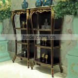 BISINI new arrival graceful dining room wood dispaly shelf - BF07-30071S