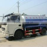 6x4 Sewage Suction Truck