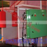SAITU company fire extinguisher manufacturing machine