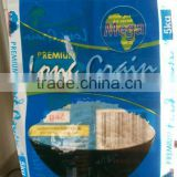 10kg rice bags 10kg rice packing bag polypropylene bags china shandong manufacturer factory virgin food bopp pp woven rice bag