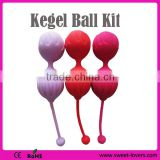 2016 Top Quality Smart Bead Ball Vagin Kegel Balls Love Ball Stretcher, Sex Product Toy for Women