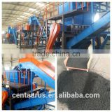 Best price old tyre recycling machine with honest service