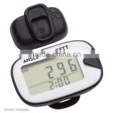 Classic Craft Pedometer - tracks steps, distance, calories burned and activity time and comes with your logo