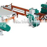 HSP-T48B Table Type Semi Automatic Edge Cutting Saw Machine(with Infrared Ray Positioning)