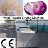 Onion slice dehydrator Continuous type drying equipment