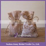 BAG003 candy packaging bags burlap bags with lace furla candy bag