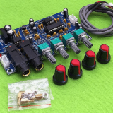PCB assembly for crane sound amplifier