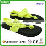 Colorful Yoga Summer Girls fashionable sandals