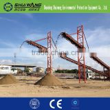 silica wheel sand washing machine, sand classifier with good effects