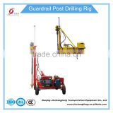 GLZ-150 Portable Pneumatic Guardrail Post Drilling Rig