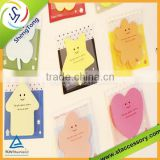 new product sticky note pad round sticky note