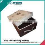 foldable good quality storage box