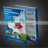 high <b>quality</b> Premium RC <b>Photo</b> <b>paper</b> 260gsm ,glossy <b>photo</b> <b>paper</b>