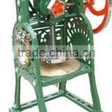 manual cast iron ice shaving machine / ice shaver