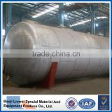 Titanium pressure vessel in chemical industry