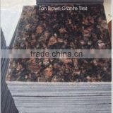 Tan Brown Granite Tiles in 20mm & 30mm