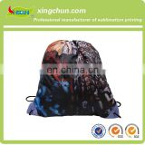 2015 Promotional Cheap Drawstring Backpack/High Quality Drawstring Backpack