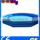 Inflatable Curve Double Tube Swimming Pool