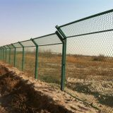 High quality PVC highway fence