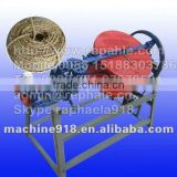 Straw <b>rope</b> <b>making</b> <b>machine</b>