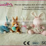2016New design Lovely Fashion High quality and Cheap Easter's day gifts Customize Wholesale supplier plush toy Rabbit