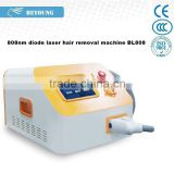 male facial hair removal/low costs of laser hair removal/hair removal laser with 1064nm nd yag laser BL808
