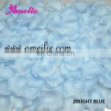 Wow!! light Blue Silk Rose Petals(36 color available),Wedding/Chrismas/Party Decorations